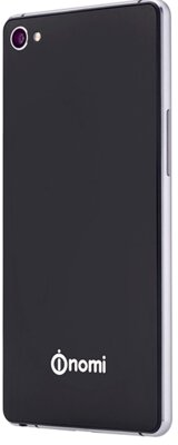 Смартфон Nomi i506 Shine Black 5