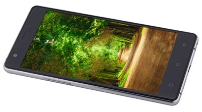 Смартфон Nomi i506 Shine Black 8