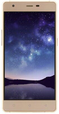 Смартфон Nomi i506 Shine Gold 1