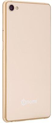 Смартфон Nomi i506 Shine Gold 7