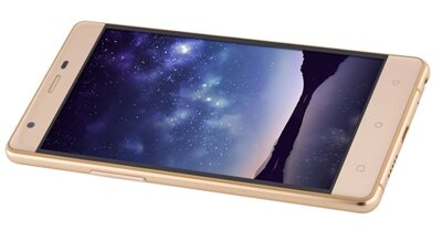 Смартфон Nomi i506 Shine Gold 8