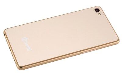 Смартфон Nomi i506 Shine Gold 9