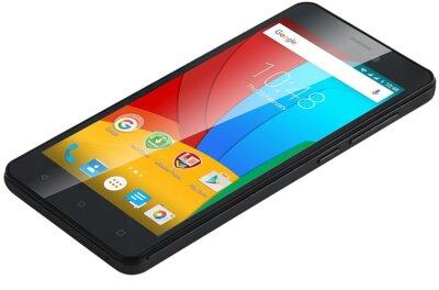 Смартфон Prestigio MultiPhone 3508 Wize P3 Dual Black 5