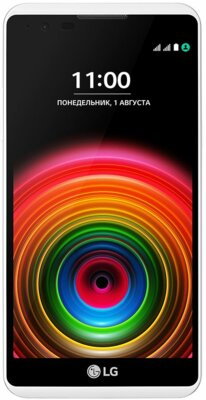 Смартфон LG K220DS X Power White 1