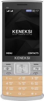 Мобільний телефон Keneksi X9 Golden 1