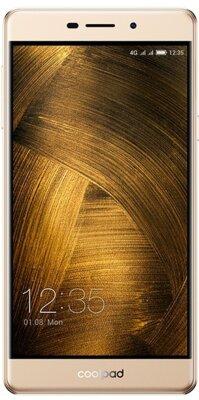 Смартфон Coolpad Modena 2 Gold 1
