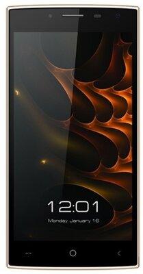 Смартфон Bravis A501 Bright Gold 1