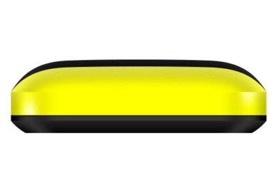 Мобильный телефон Nomi i184 Black-Yellow 5