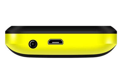 Мобильный телефон Nomi i184 Black-Yellow 6