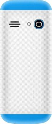 Мобильный телефон Nomi i184 White-Blue 2