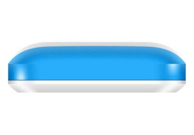 Мобильный телефон Nomi i184 White-Blue 5