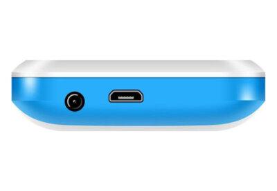 Мобильный телефон Nomi i184 White-Blue 6
