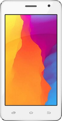 Смартфон Nomi i4510 BEAT M White 1
