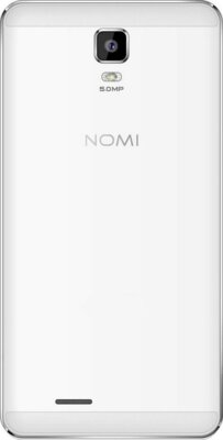 Смартфон Nomi i4510 BEAT M White 2
