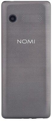 Мобильный телефон Nomi i241+ Metal Dark-Grey 2