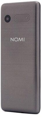 Мобильный телефон Nomi i241+ Metal Dark-Grey 5