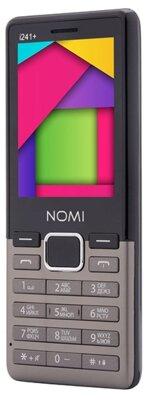 Мобильный телефон Nomi i241+ Metal Dark-Grey 6
