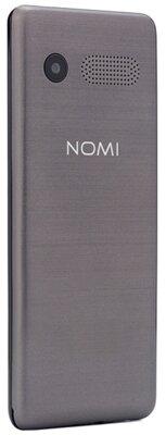 Мобильный телефон Nomi i241+ Metal Dark-Grey 7