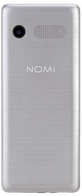 Мобильный телефон Nomi i241+ Metal Steel 2