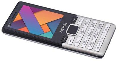 Мобильный телефон Nomi i241+ Metal Steel 8