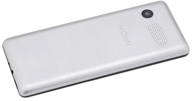 Мобильный телефон Nomi i241+ Metal Steel 9