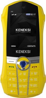 Мобільний телефон Keneksi M5 Yellow 1