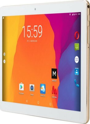 "Планшет Nomi C09600 Stella 9.6"" 3G 16GB White-Gold 6"
