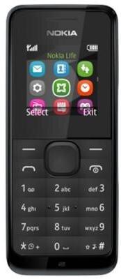Мобільний телефон Nokia 105 NV Black 1