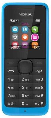 Мобільний телефон Nokia 105 NV Cyan 1