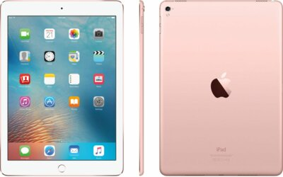Планшет Apple iPad Pro 9.7 A1673 Wi-Fi 128GB Rose Gold 5