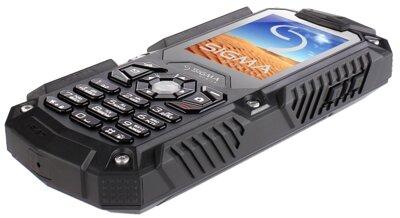 Мобільний телефон Sigma Х-treme IT67 Black 3