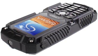 Мобільний телефон Sigma Х-treme IT67 Black 4