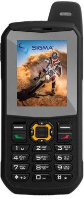 Мобільний телефон Sigma X-treme 3SIM Black 1