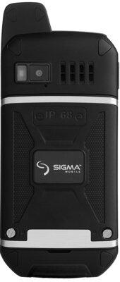 Мобільний телефон Sigma X-treme 3SIM Black 2