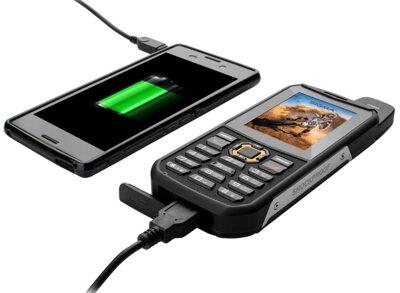 Мобільний телефон Sigma X-treme 3SIM Black 5