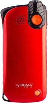 Мобильный телефон Sigma Comfort 50 Light Dual SIM Red 6