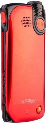 Мобильный телефон Sigma Comfort 50 Light Dual SIM Red 7