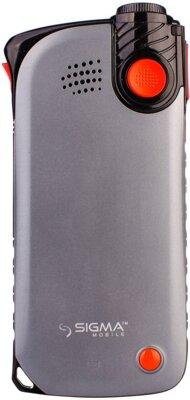 Мобильный телефон Sigma Comfort 50 Light Dual SIM Grey 6