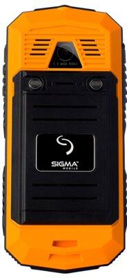 Мобільний телефон Sigma X-treme II67 Boat Orange 2