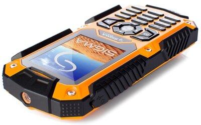 Мобільний телефон Sigma X-treme II67 Boat Orange 3
