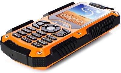 Мобільний телефон Sigma X-treme II67 Boat Orange 4