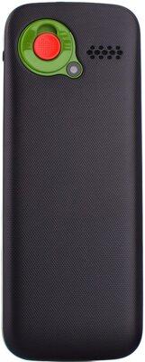 Мобільний телефон Sigma Comfort 50 Mini 3 Black Green 6