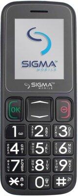 Мобільний телефон Sigma Comfort 50 Mini 3 Grey Black 1