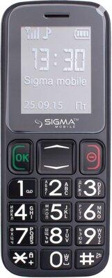 Мобільний телефон Sigma Comfort 50 Mini 3 Grey Black 2