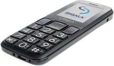 Мобільний телефон Sigma Comfort 50 Mini 3 Grey Black 4