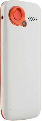 Мобільний телефон Sigma Comfort 50 Mini 3 White Orange 7