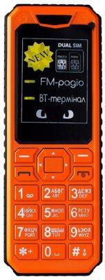 Мобильный телефон Sigma X-style 11 Dragon All Orange 6