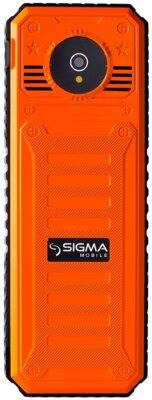 Мобильный телефон Sigma X-style 11 Dragon All Orange 2