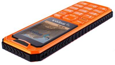 Мобильный телефон Sigma X-style 11 Dragon All Orange 5