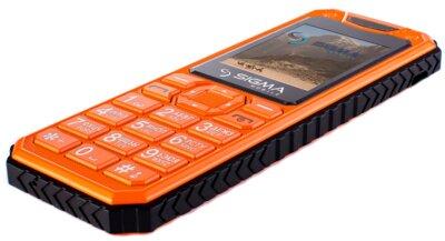 Мобильный телефон Sigma X-style 11 Dragon All Orange 4